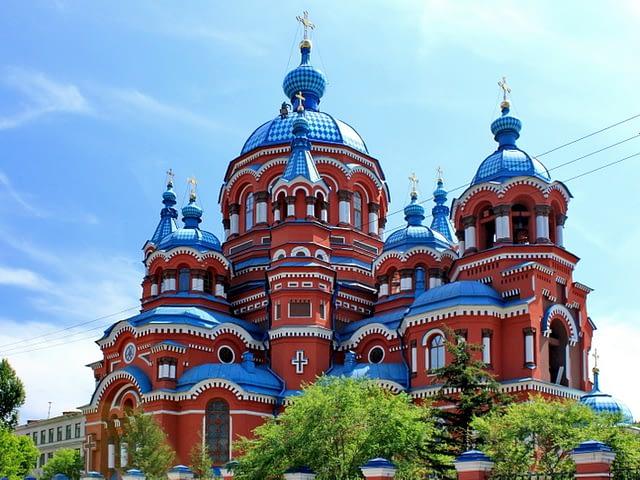 Cerkiew imienia Kazańskiej Ikony Matki Bożej